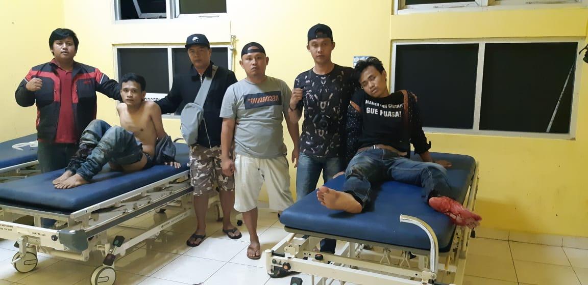 Mencoba Kabur, Dua Bandit Curas Dihadiahi Timah Panas Oleh Buser Polres Kepahiang