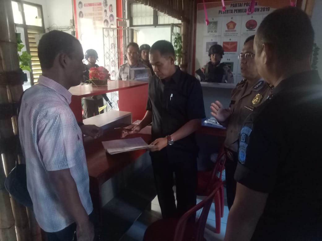 Mendekati Pemilu, Polda Bengkulu Gencar Supervisi Jajaran