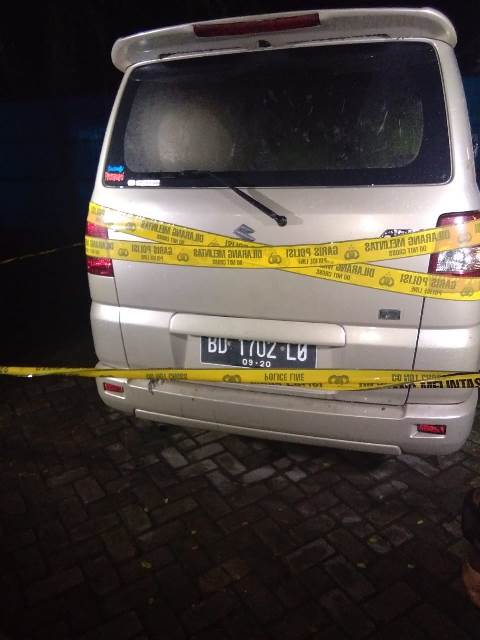 Polisi Temukan Mobil Korban Pembunuhan