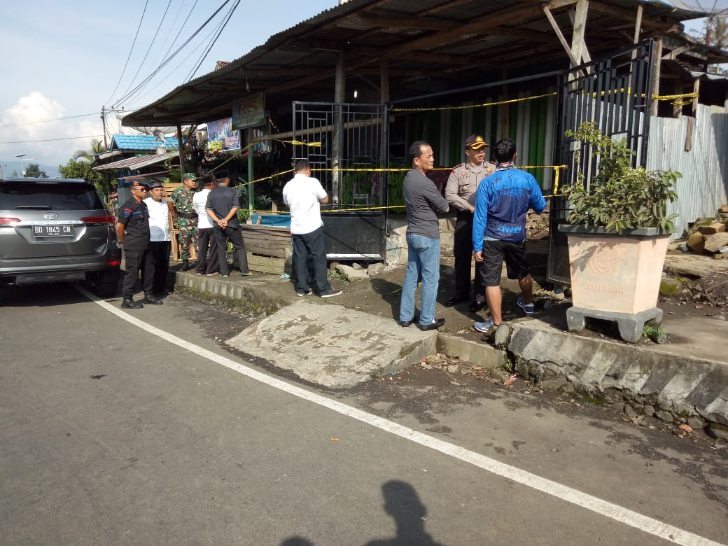 Kapolda Bengkulu Pantau Langsung TKP Pembunuhan Di Curup