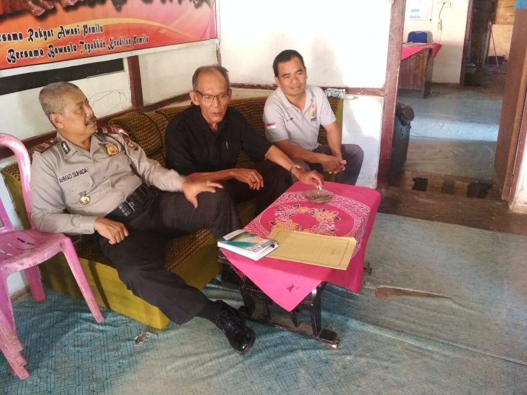 Tingkatkan Sinergitas, Polres Kepahiang Gelar Silaturahmi Kamtibmas