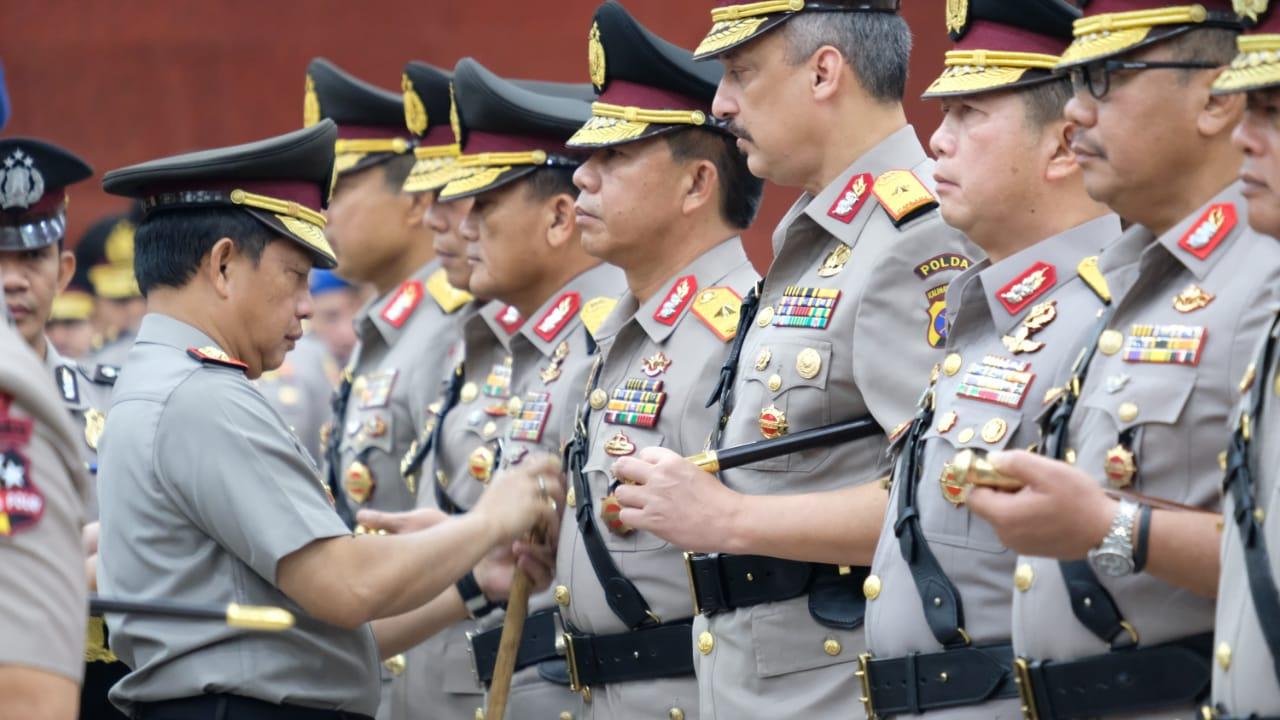 Brigjen Pol Drs. Supratman, Resmi Menjabat Sebagai Kapolda Bengkulu