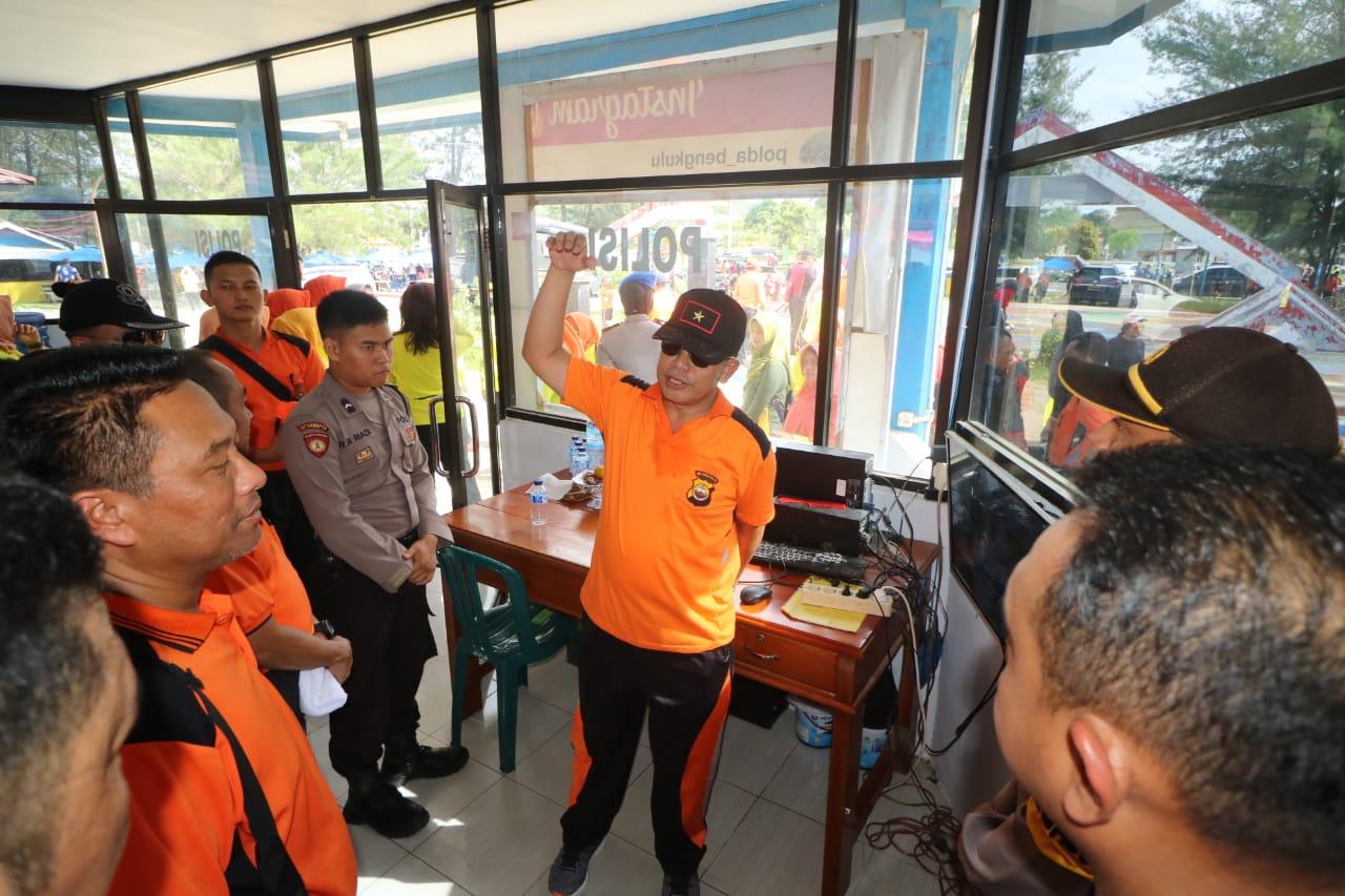 Kapolda Bengkulu Pastikan Pantai Panjang Akan Dipenuhi CCTV