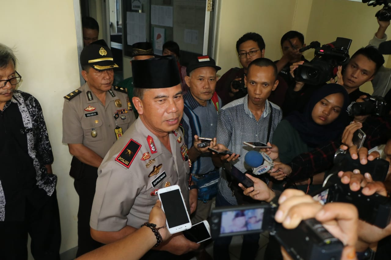 Tingkatkan Sinergitas, Kapolda Bengkulu Silaturahmi Ke Muhammadiyah