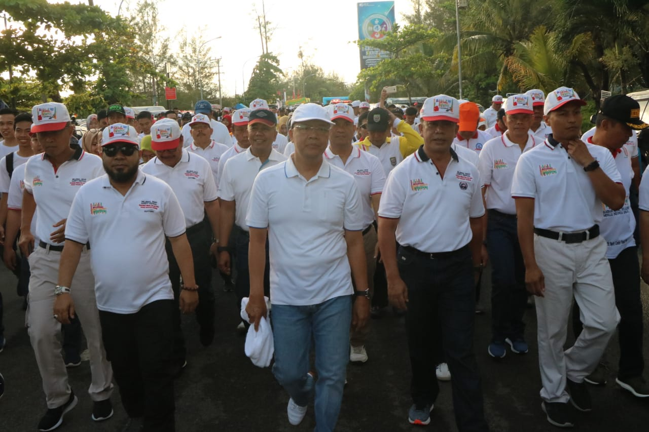 Bersama Forkopimda, Kapolda Bengkulu Deklarasikan MRSF