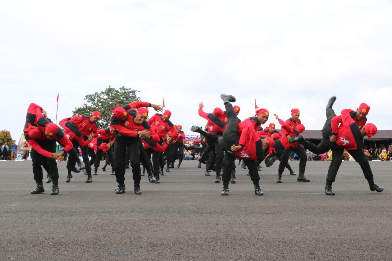 Lulusan SMAN 6 Kota Bengkulu Peroleh Nilai Terbaik SPN Bukit Kaba