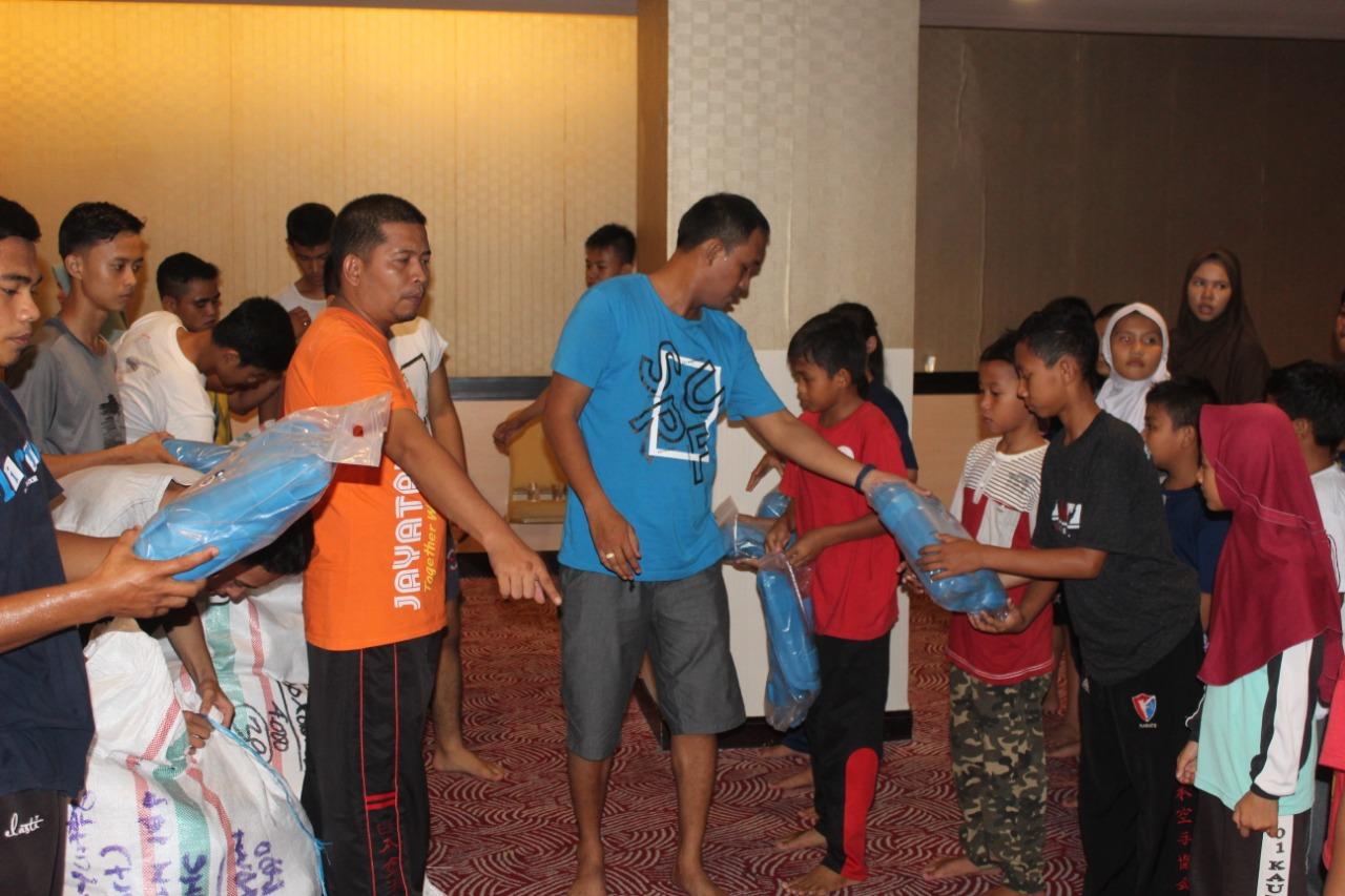 Kontingen Inkanas Provinsi Bengkulu Targetkan 10 Besar