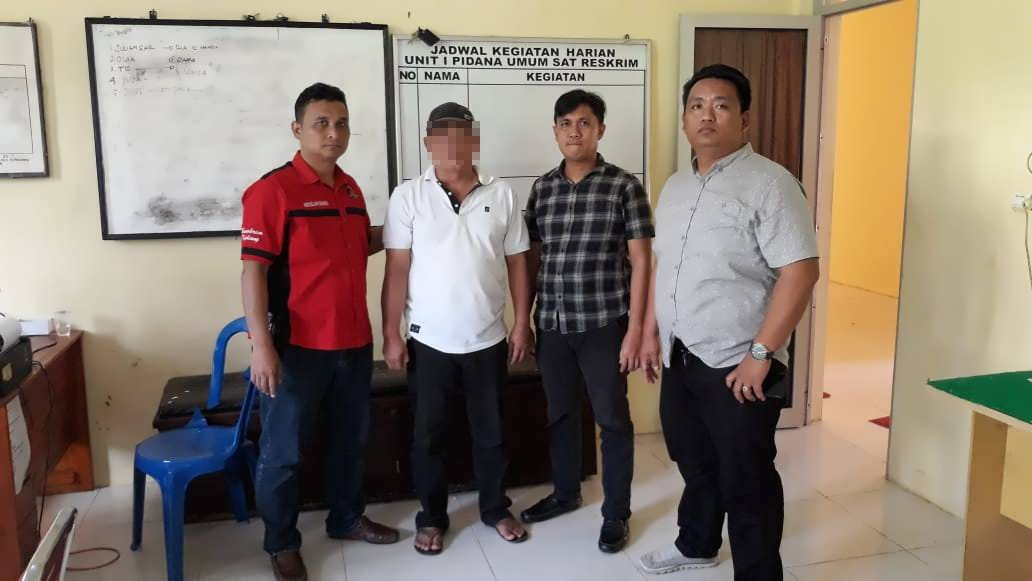 4 Tahun Buron, Polisi Tangkap HO Pelaku Percobaan Pembunuhan Komisioner KPU Kepahiang