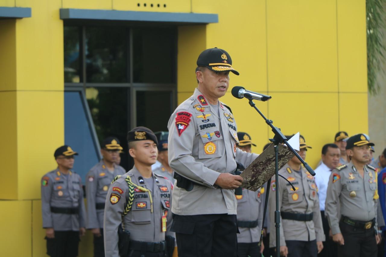 Kapolda Bengkulu : Tim Cyber Troops dan Crime Patroli Didunia Maya