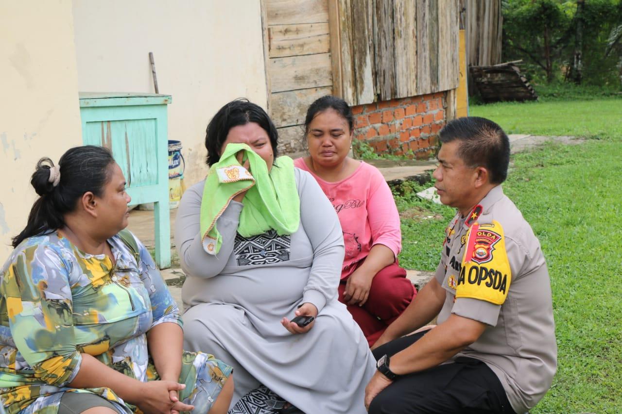 Kapolda Bengkulu Turun Langsung Mengecek Kondisi Banjir