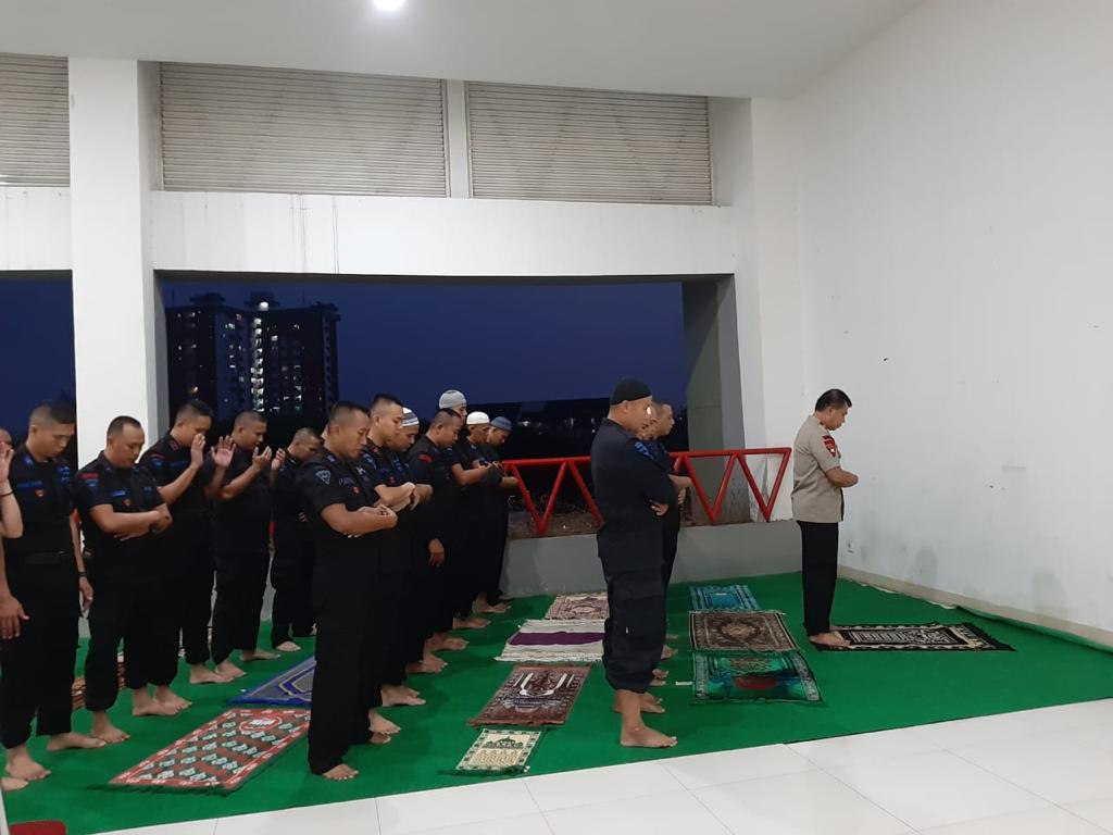 Beri Motivasi Anggotanya, Kapolda Bengkulu Kunjungi Personel BKO Polda Metro Jaya