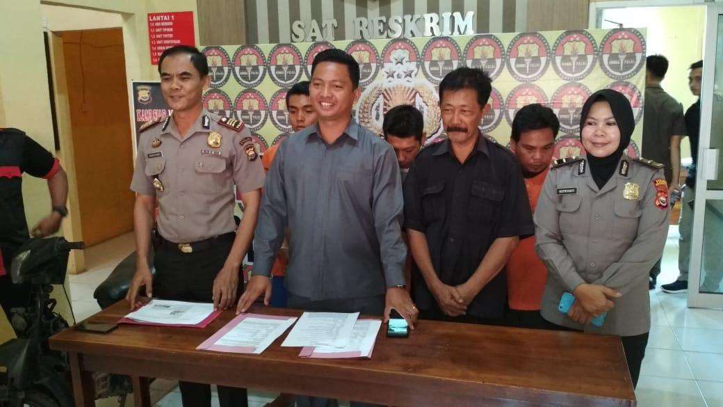 Ops Musang Nala 2019, Polres BU Tangkap 9 Pelaku Tindak Pidana