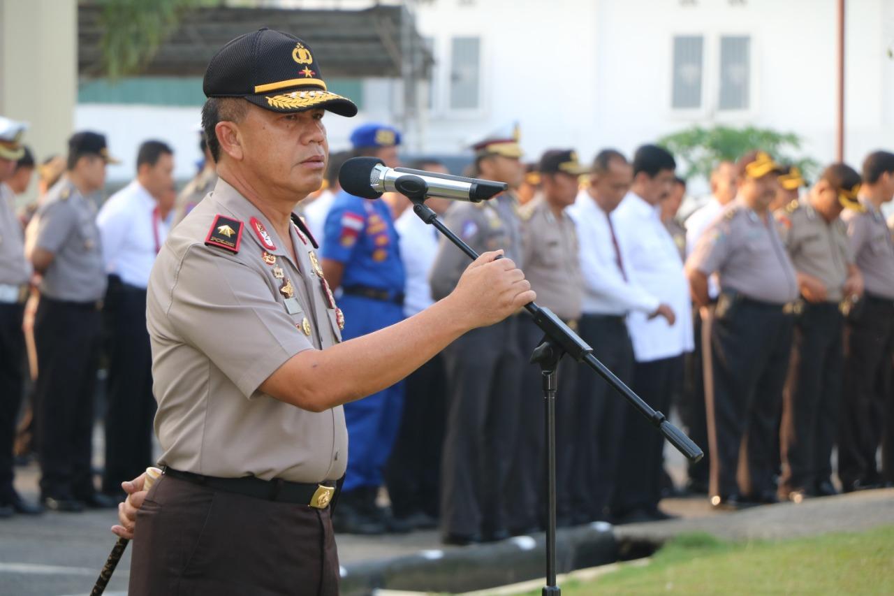 Polda Bengkulu Siap Amankan Agenda Provinsi