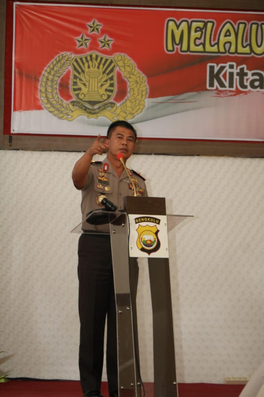 Kapolda: PWNU dan Polda Bengkulu Bersinergi Mencegah Terorisme Paham Radikalisme