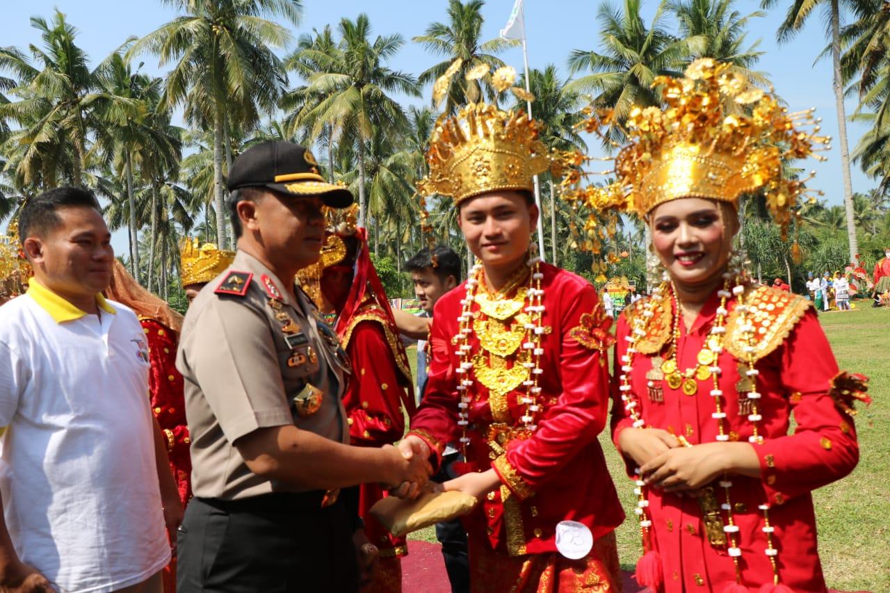 Kapolda Bengkulu Hadiri Pembukaan Jambore Pemuda Daerah Ke – 12