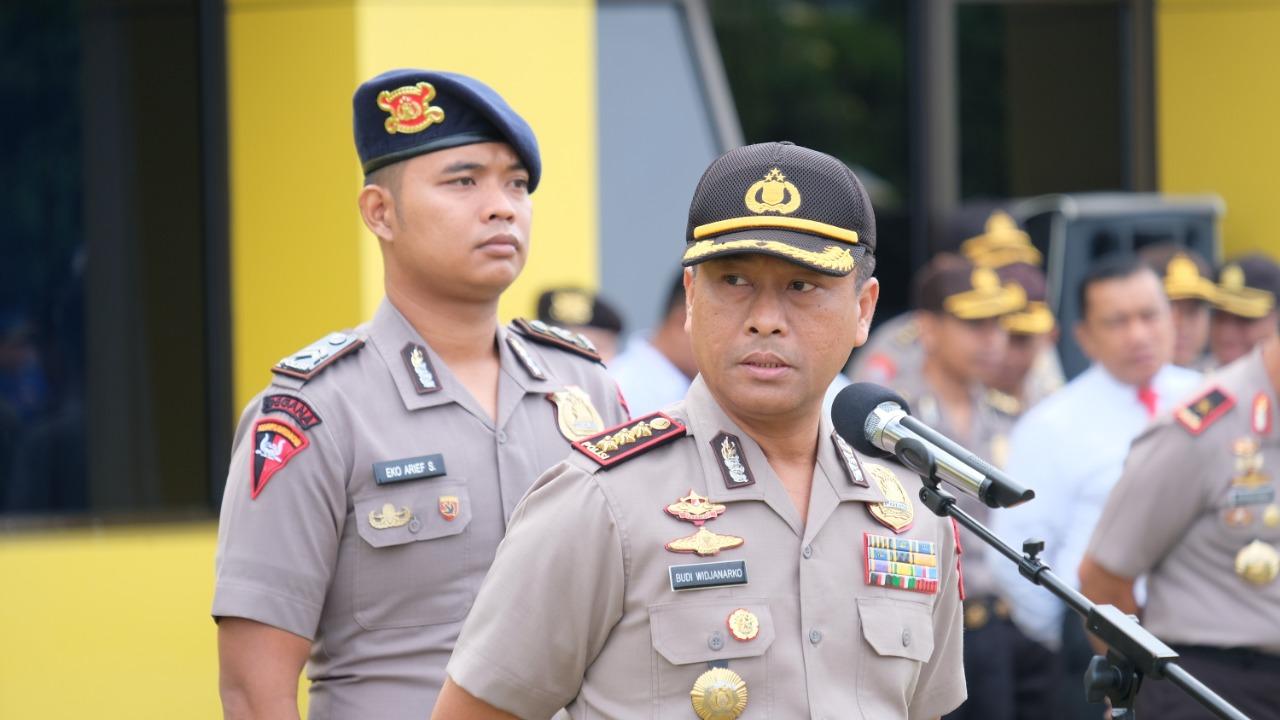Wakapolda: Semua senjata api wajib dititipkan digudang selama personel tersebut terlibat dalam penagaman unjuk rasa