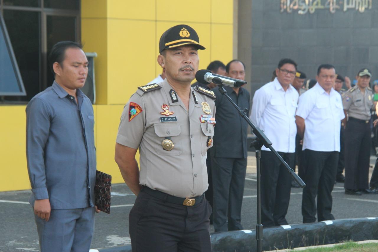 Karo Ops Polda Bengkulu; Kita Harus Siap Memberikan Pelayanan Kepolisian Dalam Segala Situasi