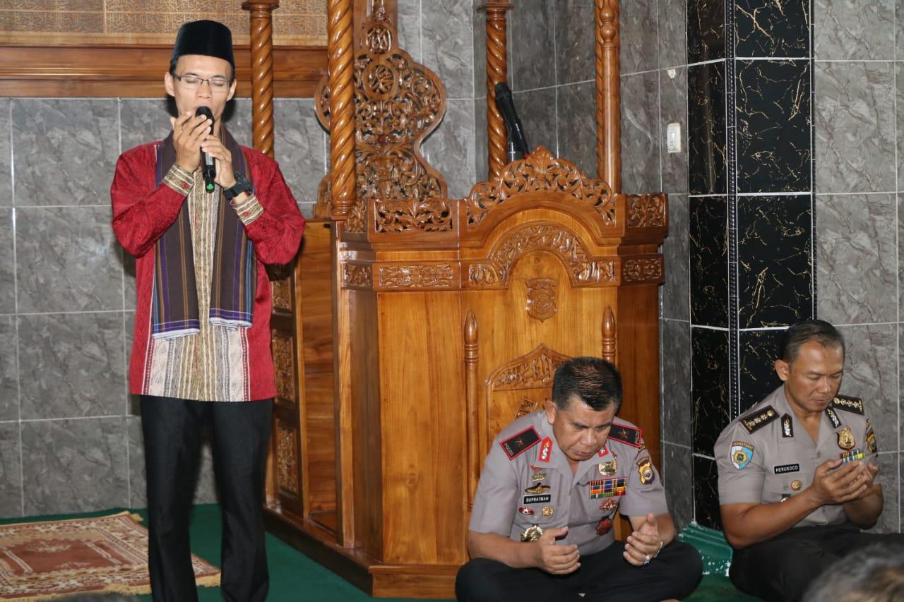 Ustadz Arfan; Maknai Kemerdekaan RI Dengan Bersyukur