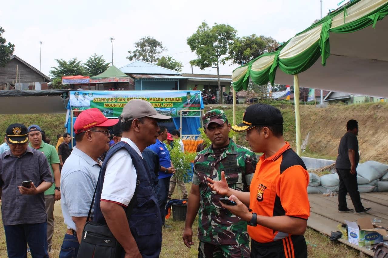 Polres Kepahiang All Out Siap Amankan GTTGN XXI dan KMVF 2019