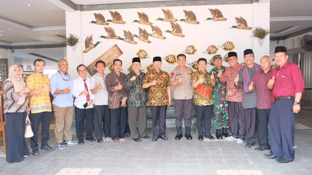 Forkopimda Gelar Dialog Jaga Kondusifitas Provinsi Bengkulu