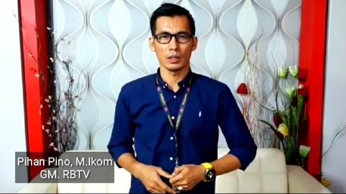 Dukung Pelantikan Presiden, GM RBTV Harapkan Situasi Tetap Aman dan Kondusif