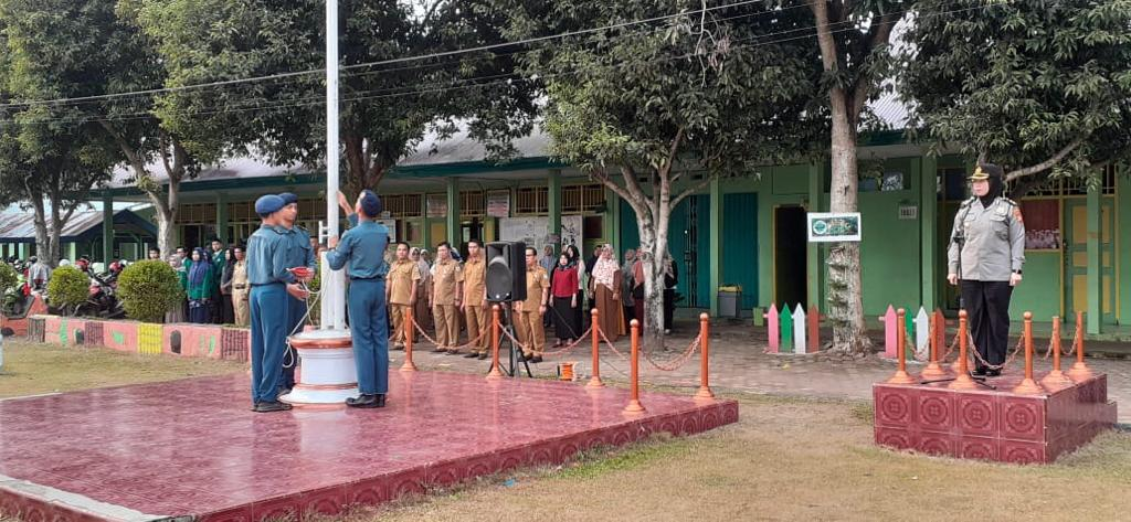"AKBP Banyu; ""Pelajar Hendaknya Menjadi Generasi Yang Bijaksana Dalam Menggunakan Medsos"""
