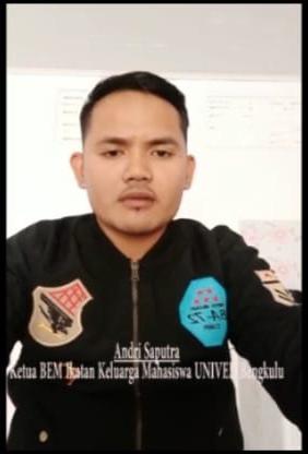 TNI-POLRI Mendapatkan Ucapan Terima kasih dari BEM Provinsi Bengkulu