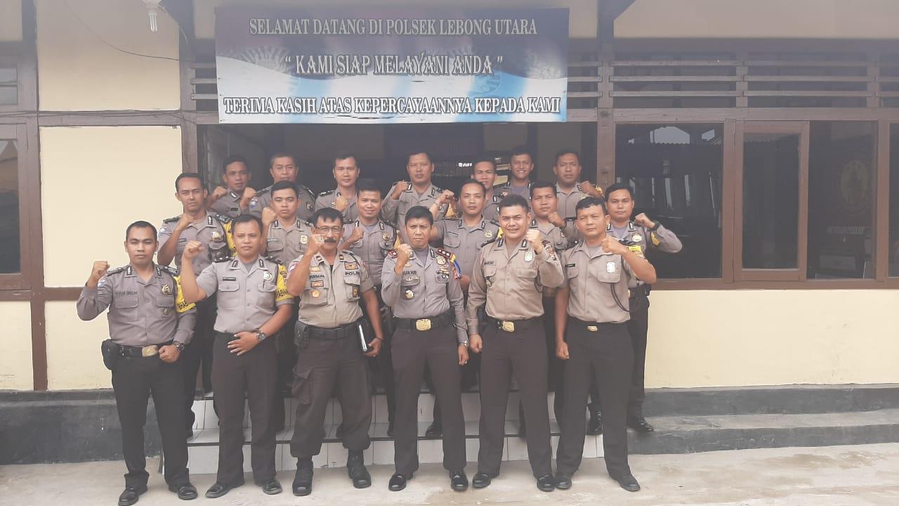 Supervisi Bhabinkamtibmas, Kapolres Lebong Ingatkan Peningkatan Pelayanan