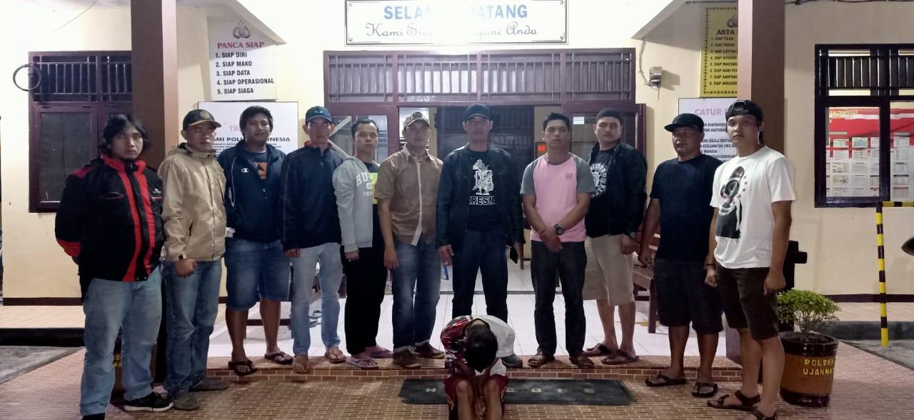 Bobol Rumah Polisi, Resedivisi Ditangkap