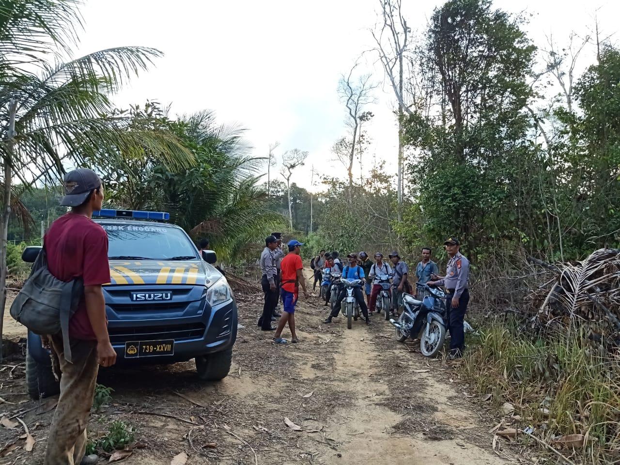 Dilaporkan Hilang, Polisi dan Warga Temukan 2 Pria Dewasa Tersesat Dihutan Pulau Enggano