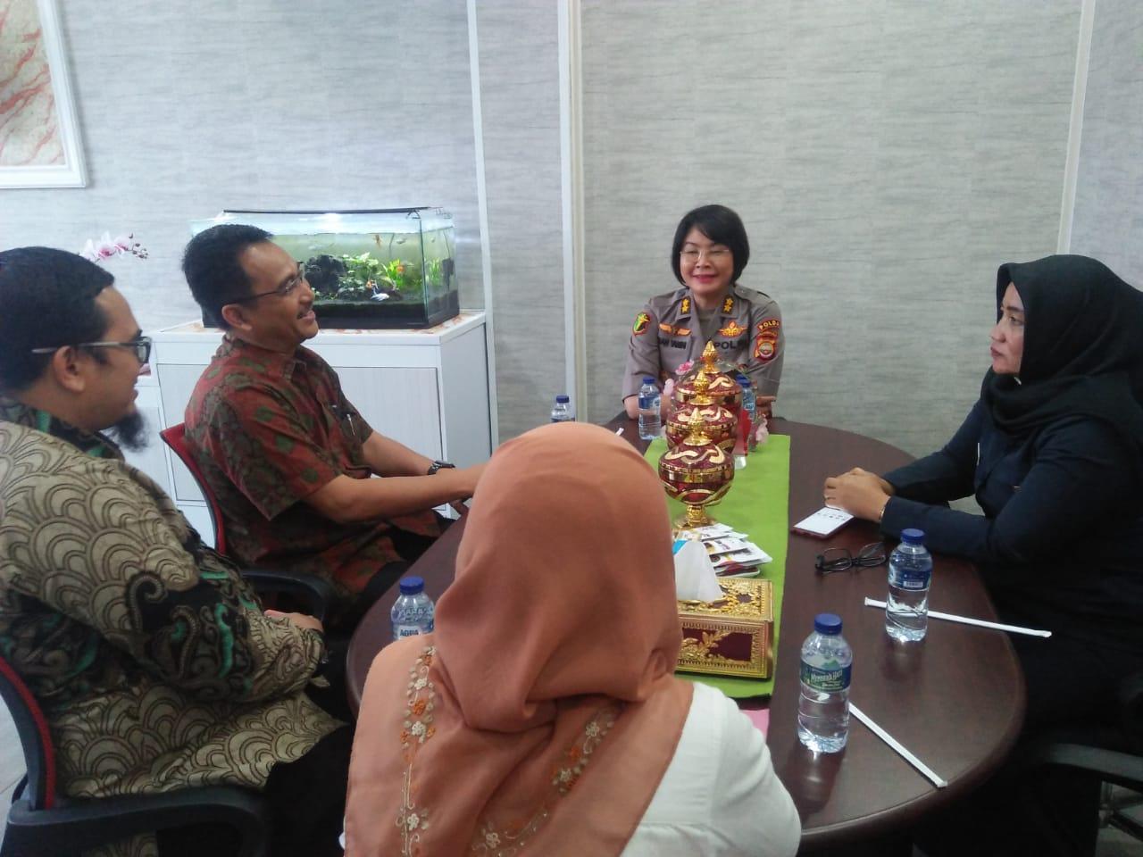 Dekan FKIK Jajaki RS Bhayangkara Biddokkes Polda Bengkulu sebagai Wahana Pendidikan Ilmu Forensik FKIK UNIB