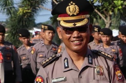 Pimpin Apel Pagi, Kabid Humas Polda Bengkulu Himbau Bijak Menggunakan Media Sosial