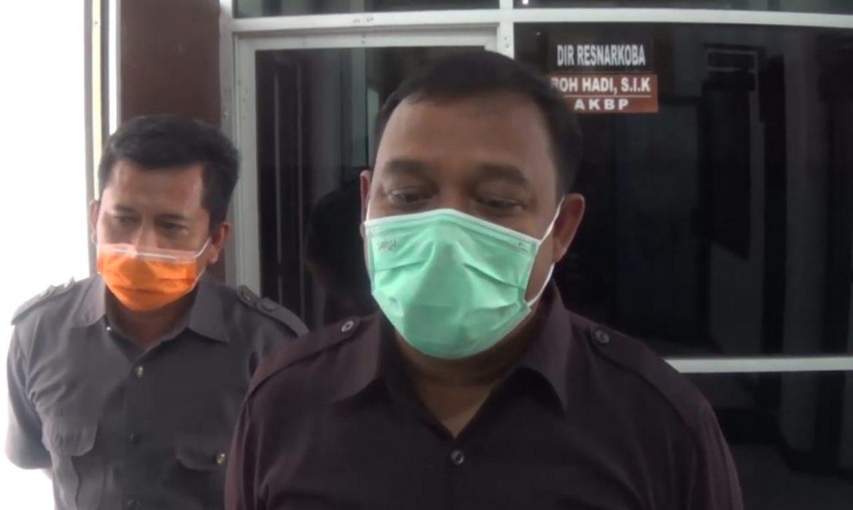 Polisi Tangkap Penjual Sabu Ke Oknum PNS Pemprov
