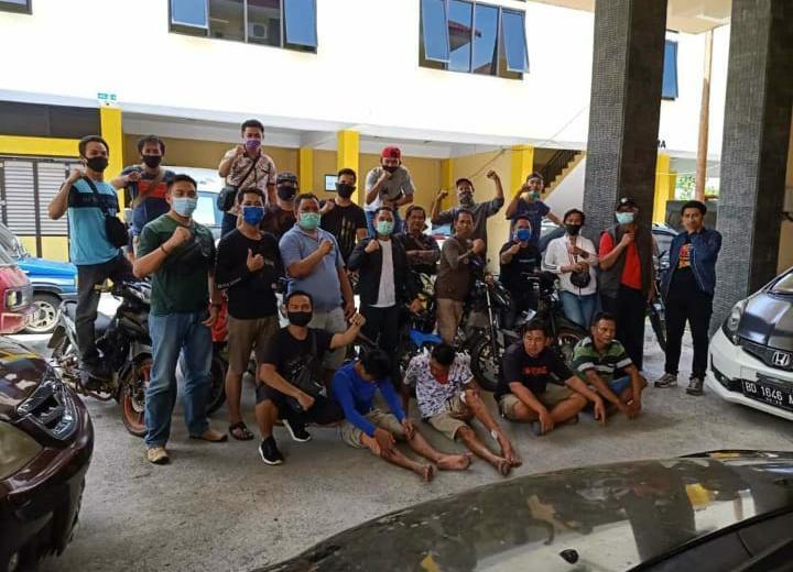 Pelaku Asusila Ditangkap Polsek Kampung Melayu