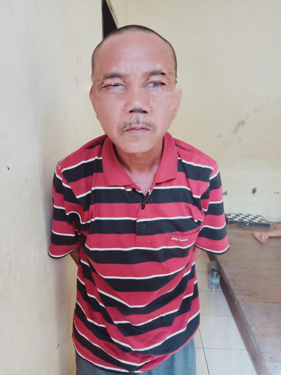 Polres Bengkulu Selatan Amankan DPO Tersangka Hipnotis