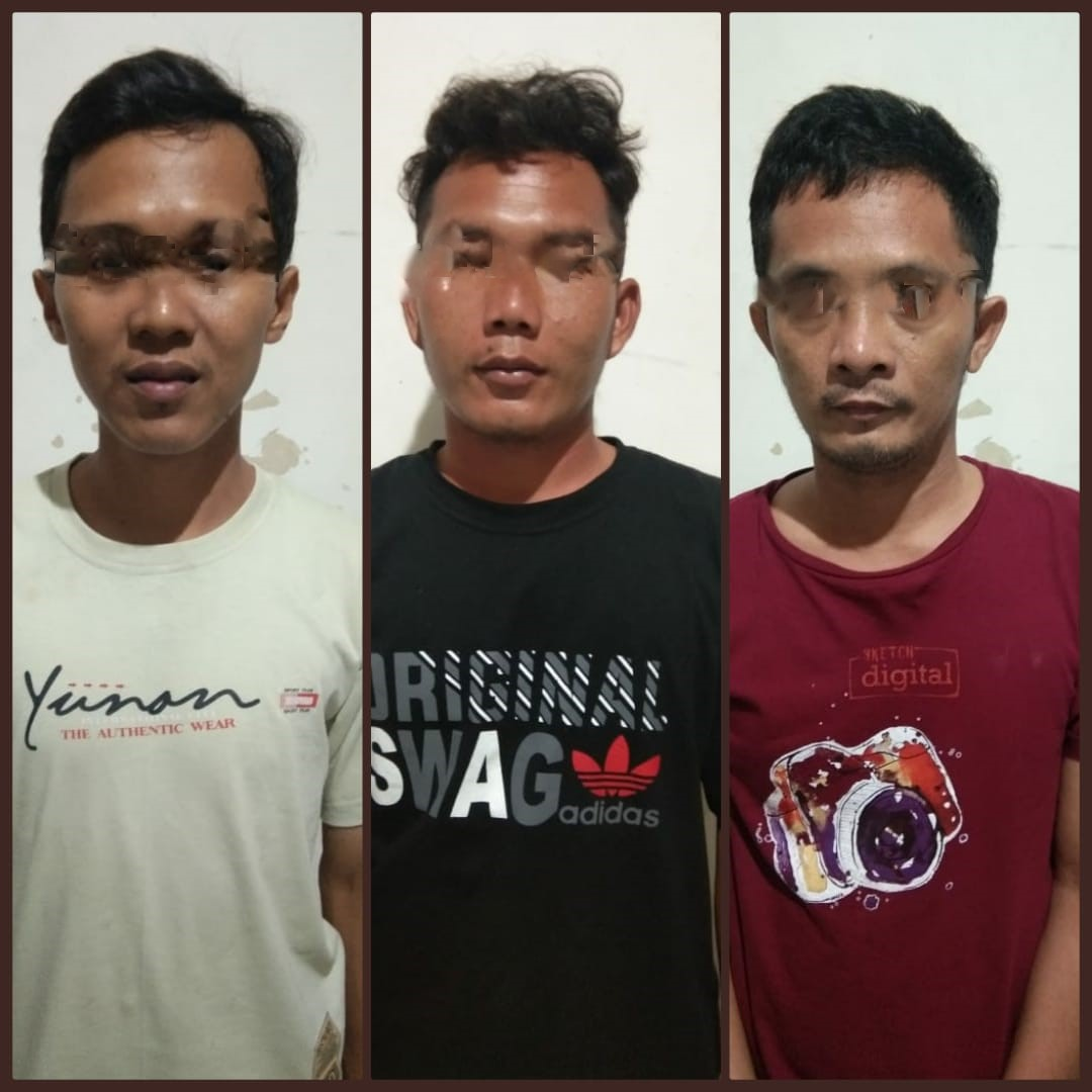 Judi Online, 3 Orang Diamankan Polres Bengkulu Selatan