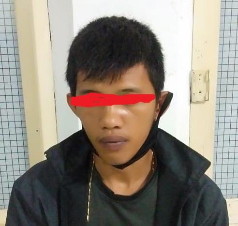 Polda Bengkulu Berhasil Tangkap Pemuda Sawah Lebar Pengedar Ganja