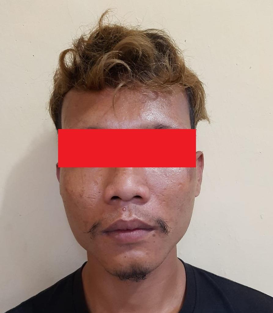 Ditemani Keluarga, Pelaku Penganiayaan Serahkan Diri ke Polsek Teramang Jaya