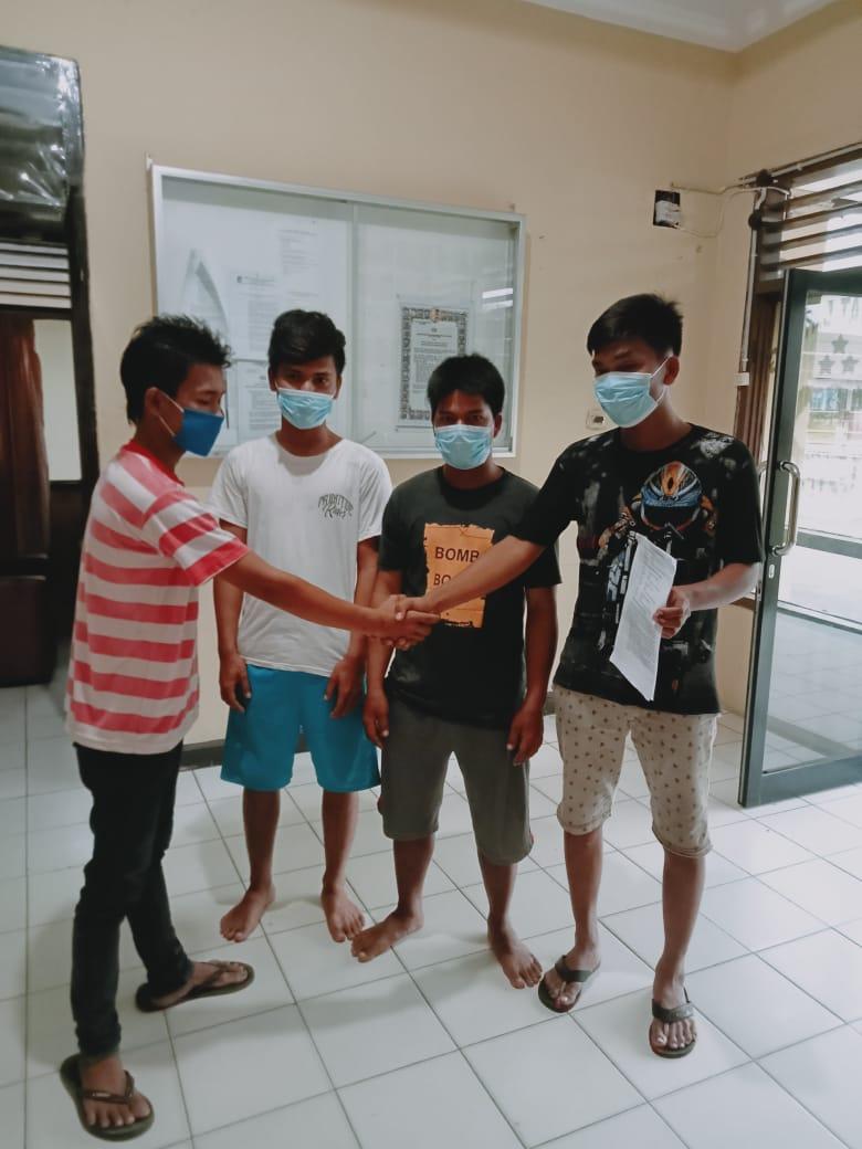 Restorative Justice, Polsek MMS Damaikan Remaja Terlibat Penganiayaan