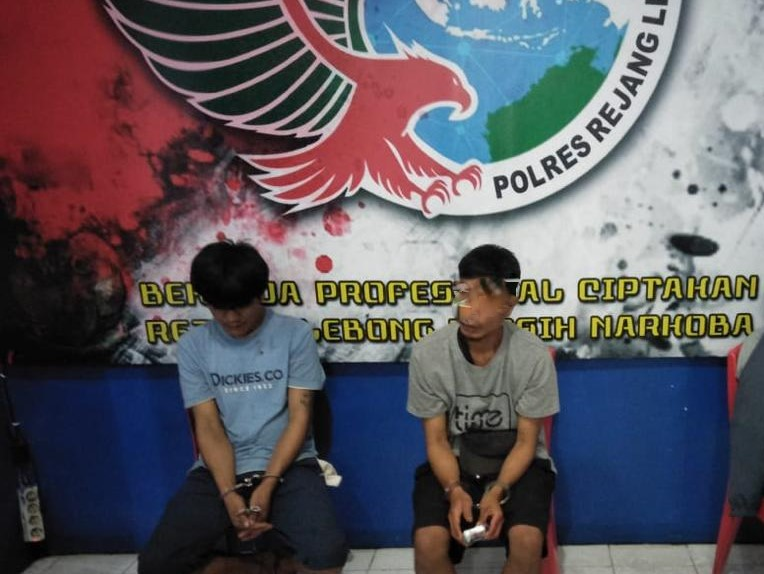 Penyalahgunaan Narkoba, Polres Rejang Lebong Tetapkan 2 Orang Sebagai Terduga Pelaku