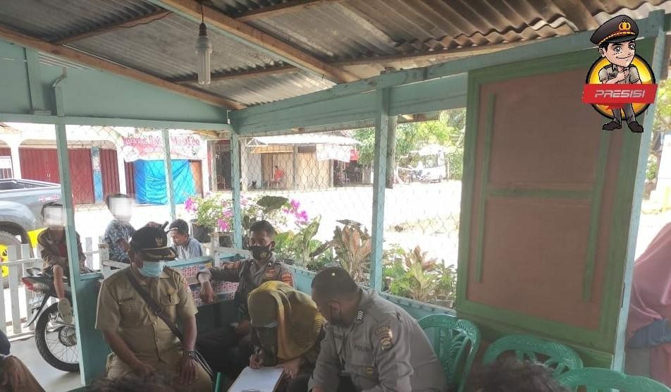 Dimediasi Tim Patroli Polres Mukomuko, Warga Sepakat Damai