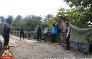 Beratas Pungli dan Premanisme, Polres MM Gencar Laksanakan Patroli