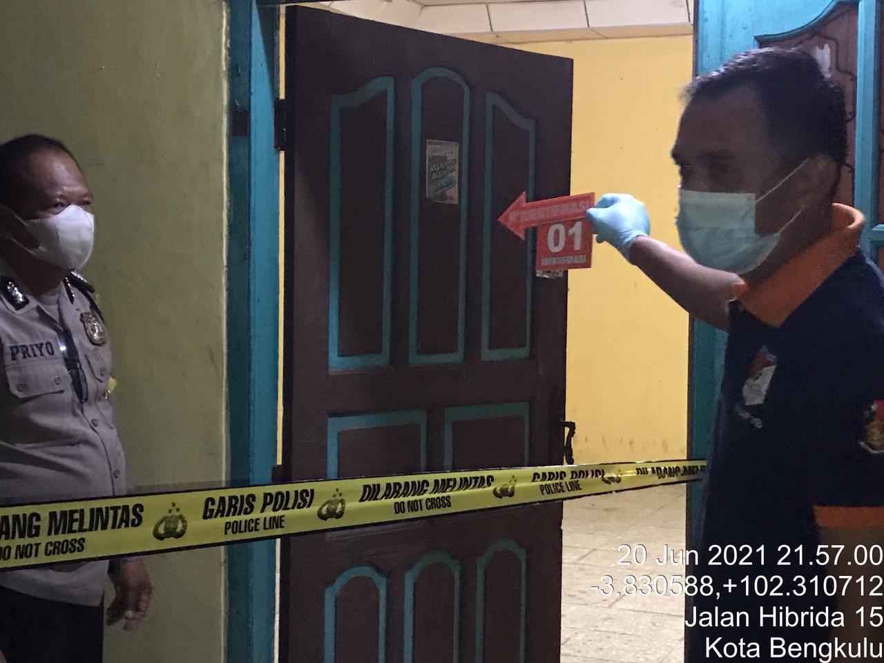 Sehari, Polres Bengkulu Identifikasi 2 Lokasi Temuan Mayat