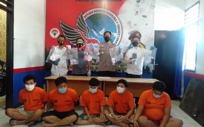 Ops Antik Nala 2021, Polres RL Tetapkan 7 Orang Tersangka