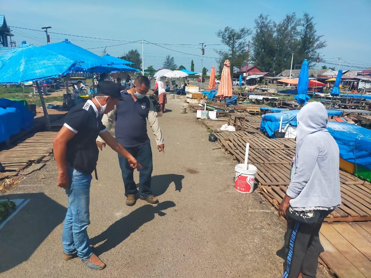 Usai Membacok, Pedagang Ikan TPI Serahkan Diri Ke Polda Bengkulu