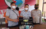Transaksi Sabu dan Ekstasi, 3 Pelaku Ditangkap Polres Bengkulu