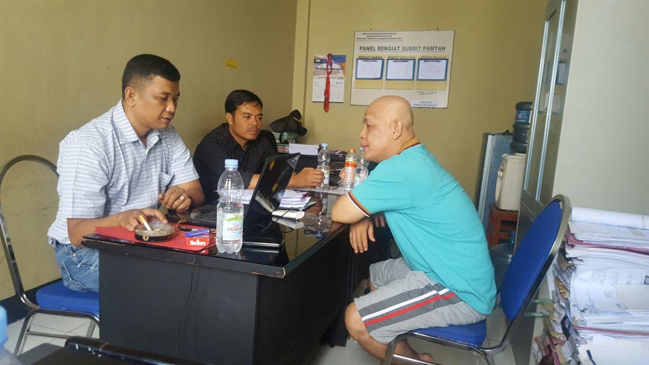 Polisi tangkap pelaku penipuan dan pengelapan PT Pos Indonesia PUT