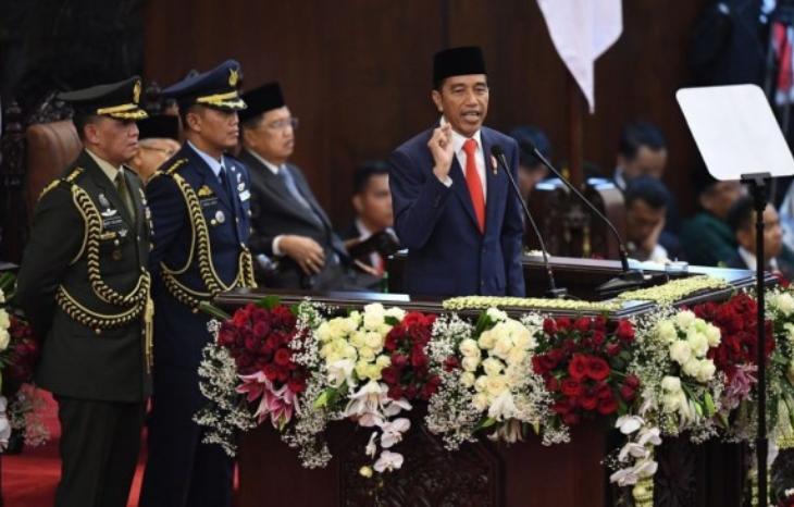 Sukseskan Pelantikan, Presiden RI Apresiasi TNI-Polri dan BIN
