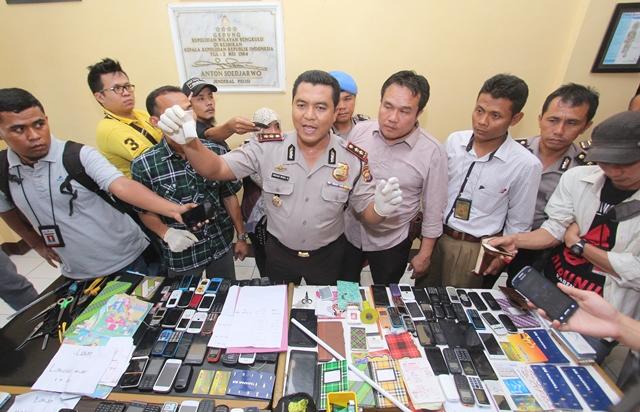 Polisi Temukan Sabu Di lapas Bengkulu