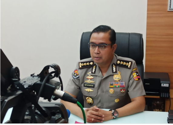 Selama Pandemi Covid-19, Polri : Secara Menyeluruh, Kejahatan di Indonesia Mengalami Penurunan